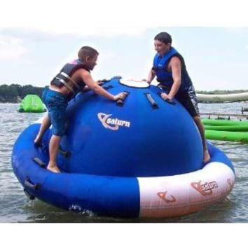 Aviva 8-Foot Inflatable Saturn Water Toy