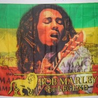 Bob Marley: The Legend Flag