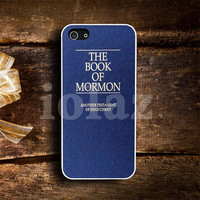 The Book of Mormon Design mobile Phone case