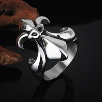 Intionix Shop Unisex Personality High Quality Titanium Steel Ring—Blessing