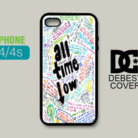 All Time Low Lyric Phone Cases