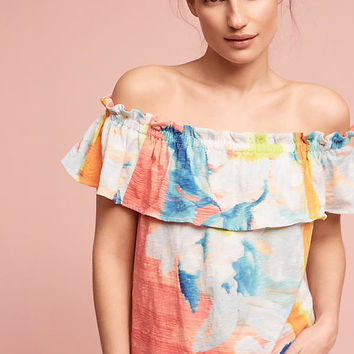 Effervesce Off-The-Shoulder Top