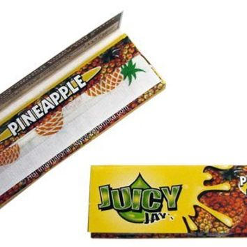 Juicy Jays Pineapple Flavored Rolling Paper #10