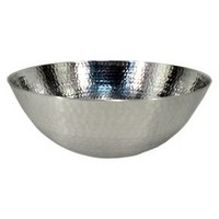 Threshold™ Hammered Stainless Steel Serve Bowl : Target