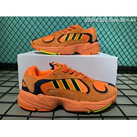 hcxx A069 Adidas Originals Yung 1 Yeezy 700 Wave Runner Causal Running Shoes Sneaker Orange