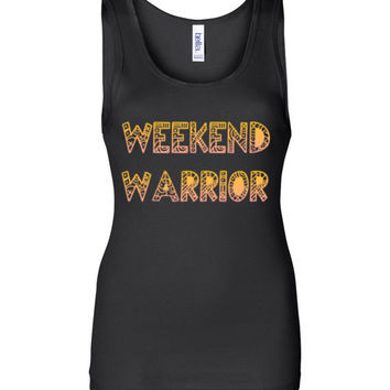 Weekend Warrior Tank Top