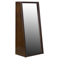 You should see this Legend Bookcase Dressing Mirror in Chocolate Brown on Daily Sales!