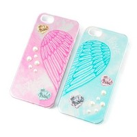 Best Friends Angel Wings iPhone 5 Covers | Claire's