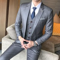 Men's 3pc Formal Suit