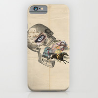 Exqusite corpse with hangover iPhone & iPod Case by Tintorera