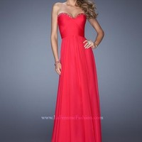 La Femme 19691 at Prom Dress Shop