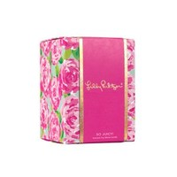 Lilly Pulitzer - Glass Candle - First Impression