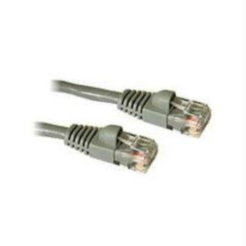 C2g 3ft Usa Cat 5e Stranded Patch Cable Gray