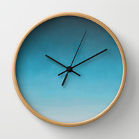 A Night At Sea Wall Clock by Jai Johnson