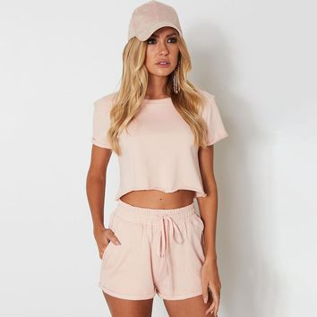 Set Two Piece Set Outfit