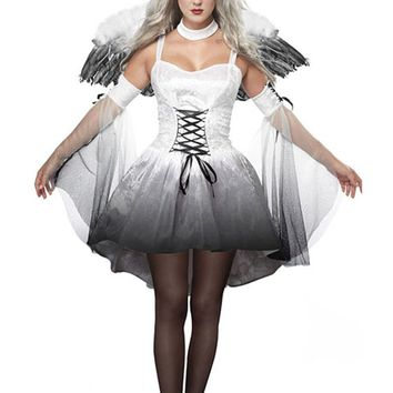 Atomic Angel Of Darkness Costume