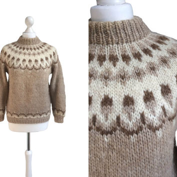d709a08d3 Shop Icelandic Wool Sweater on Wanelo