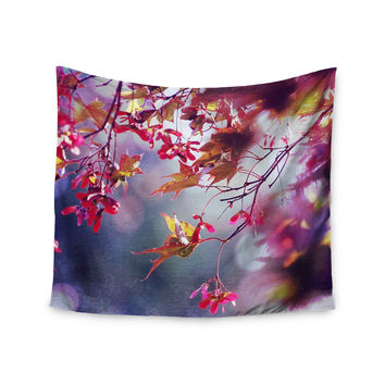 "Sylvia Cook ""Autumn"" Wall Tapestry"