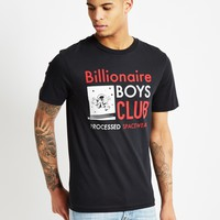Billionaire Boys Club Processed T-Shirt Black - Billionaire Boys Club - Brands at The Idle Man