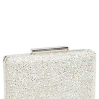 Royale Chic Box Clutch