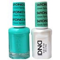DND - Gel & Lacquer - Green Spring, KY - #569