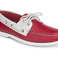 Authentic Original Flag Day 2-Eye Boat Shoe
