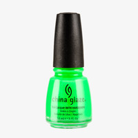 China Glaze Kiwi Cool-Ada Nail Polish (Poolside Collection)