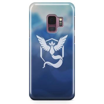 Team Mystic Pokemon Go Samsung Galaxy S9 Case | Casefantasy