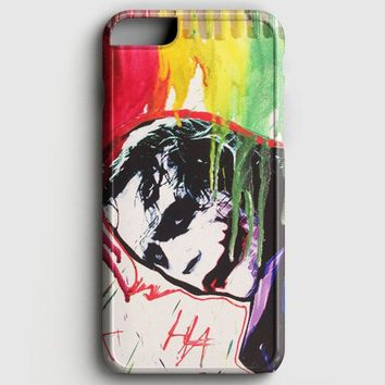 The Joker Paint Art iPhone 6 Plus/6S Plus Case | casescraft