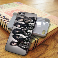 Black Veil Bride In The End American Rock Band iPhone 5C Case