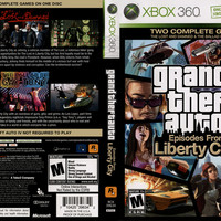 Grand Theft Auto: Episodes from Liberty City - Xbox 360 (Game Only)