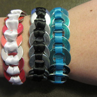 This is a washer bracelet kit (15% off) Great christmas gift