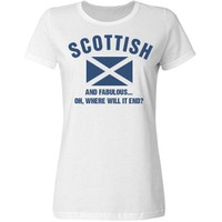 Scottish and fabulous