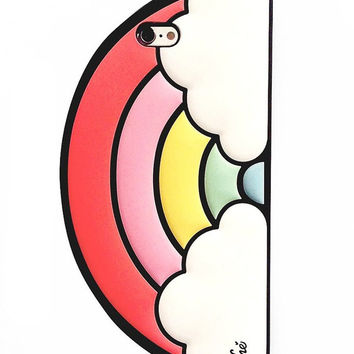 Rainbow 3D iPhone Case