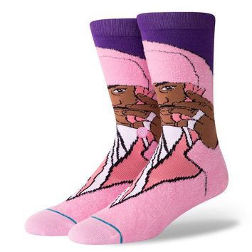 Stance - CAM'RON - PINK
