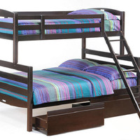 Sullivan Twin over Full Bunk Beds