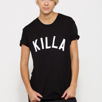 KILLA LOOSE TEE / Kill Brand