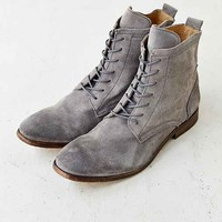 H By Hudson Swathmore Suede Boot- Grey