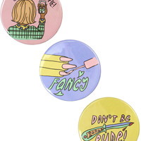 FUN N PASTEL PIN SET