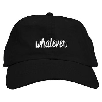 Whatever Dad Hat