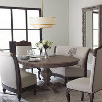 "Old Hickory Tannery - ""Henson"" & ""Meredith"" Dining Furniture - Horchow"