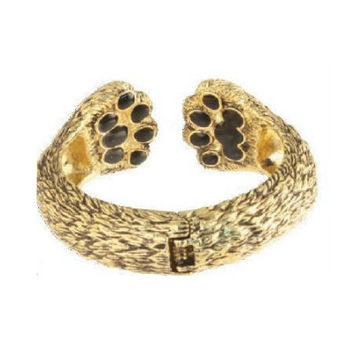 WILDFOX Couture Cat Paws Cuff Bracelet