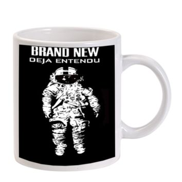 Gift Mugs | Brand New Deja Entendu Ceramic Coffee Mugs
