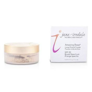 Jane Iredale Amazing Base Loose Mineral Powder SPF 20 - Warm Sienna Make Up
