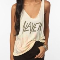 tie dyed slayer tank