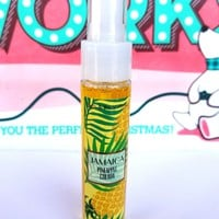 Bath & Body Works JAMAICA Pineapple Colada Anti Bacterial Hand Spray 1.9 oz