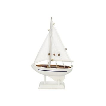 Wooden Seas the Day Model Sailboat 9""