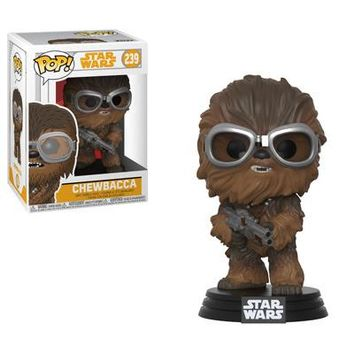 Chewbacca Funko Pop! Solo A Star Wars Story