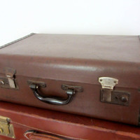 Vintage French Suitcase