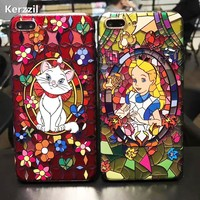 Snow White / Mermaid Case / iPhone7, 6, 6s+/ 3D Cartoon Phone Cover iPhone X, 8, 6, 6s